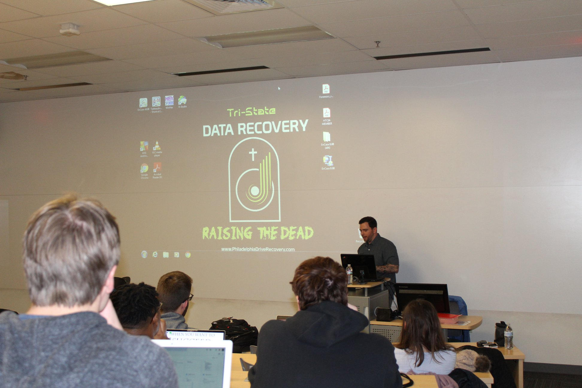 Tri-State Data Recovery Rowan lecture