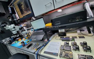 Tri-State Data Recovery - World-Class micro-soldering lab