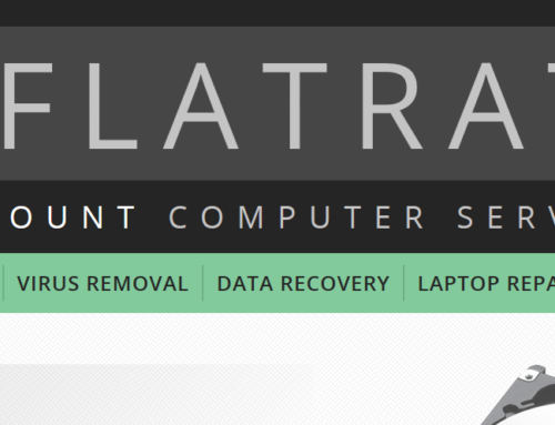 The flat rate data recovery lure -Explained